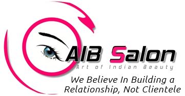 AIB Threading Salon, Logo
