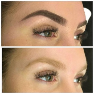 Eyebrows & Eyelashes Tinting